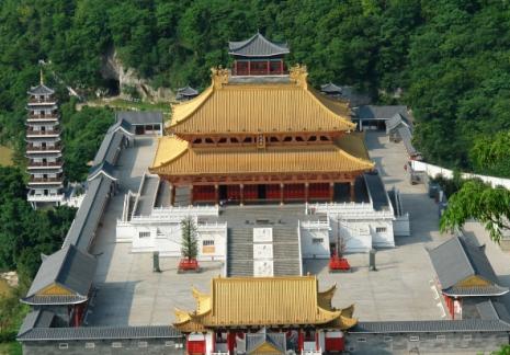 柳州文庙重建项目(2011-2012年度国家优质工程奖)