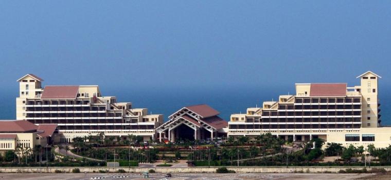 越南岘港皇冠假日酒店(2010-2011年度国家优质工程奖)