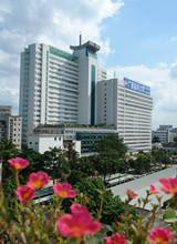 黑龙江11选5手机版医科大一附院内科大楼(2006年度鲁班奖)