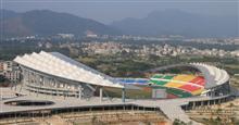 贵港体育中心主体育场(2015年度中国钢结构金奖)