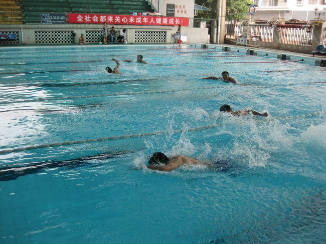 泳池 游泳池 650_487